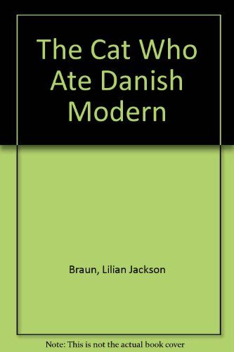 9780753159262: The Cat Who Ate Danish Modern