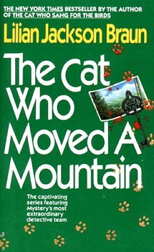 9780753159316: The Cat Who Moved a Mountain