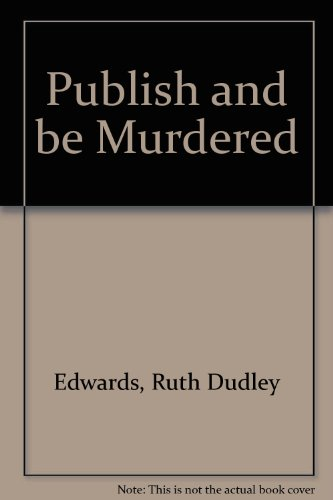 9780753159910: Publish and Be Murdered