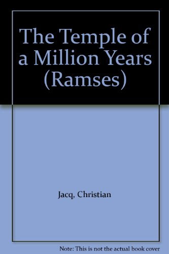 9780753161081: The Temple of a Million Years (Ramses)