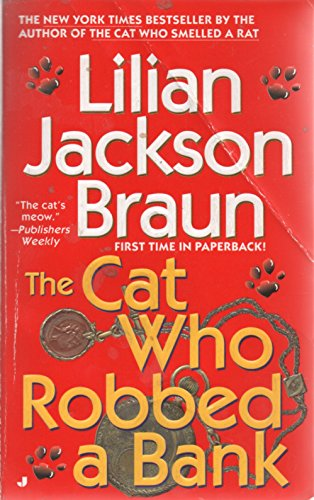 9780753163337: The Cat Who Robbed a Bank