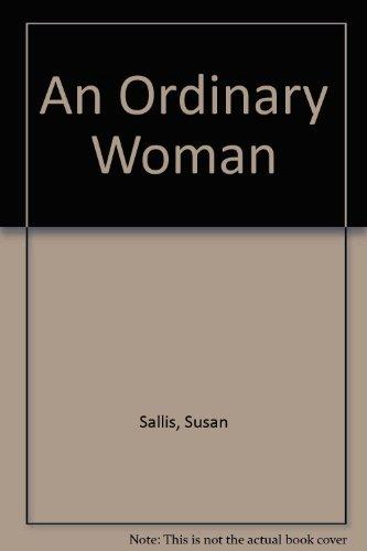 9780753163467: An Ordinary Woman