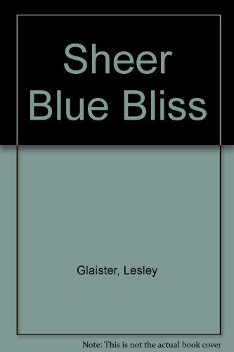 sheer blue bliss glaister lesley