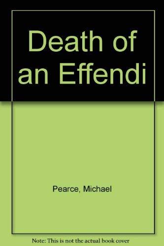 9780753165331: Death of an Effendi