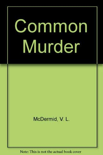 9780753165393: Common Murder