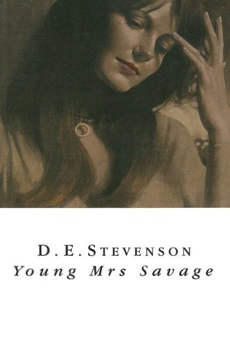 9780753165706: Young Mrs.Savage (Isis General Fiction)