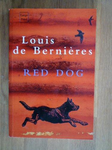 Red Dog (075316714X) by Louis De Bernieres