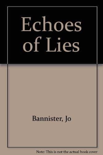 9780753167601: Echoes of Lies