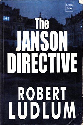 9780753168127: The Janson Directive