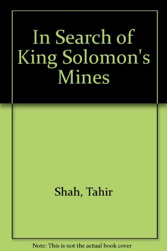 9780753168677: In Search of King Solomon's Mines