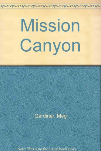 9780753170052: Mission Canyon