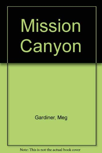 9780753170069: Mission Canyon