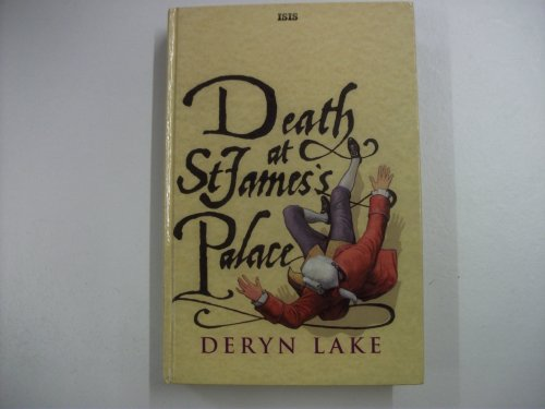 9780753172452: Death At St James's Palace