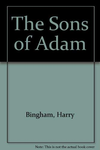 9780753172537: The Sons of Adam