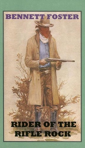 9780753172889: Rider of the Rifle Rock (Sagebrush Westerns)