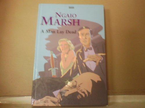 9780753174098: A MAN LAY DEAD NGAIO MARSH LARGE PRINT HARDBACK