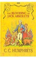 9780753174357: The Blooding Of Jack Absolute
