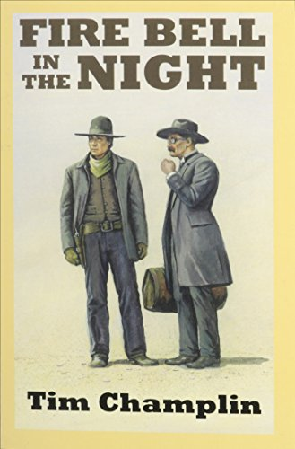 9780753175453: Fire Bell in the Night: A Western Story (Sagebrush Westerns)