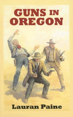 9780753175521: Guns in Oregon: A Western Duo (Sagebrush Westerns)