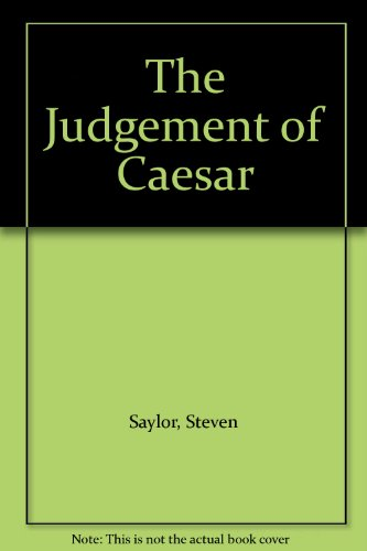 9780753175668: The Judgement of Caesar