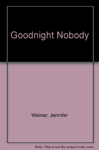 9780753176375: Goodnight Nobody