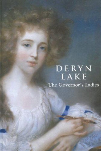 9780753177822: The Governor's Ladies (Isis (Hardcover Large Print))