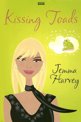 9780753178683: Kissing Toads (Isis (Hardcover Large Print))