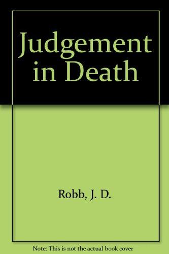 9780753178881: Judgement in Death
