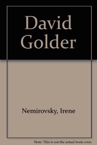 9780753179666: David Golder