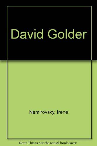 9780753179673: David Golder