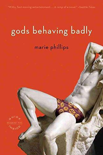9780753179802: Gods Behaving Badly