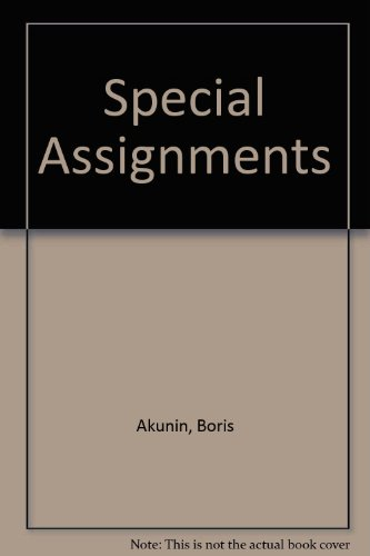 9780753179963: Special Assignments