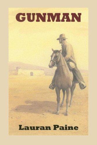 9780753179987: Gunman: A Western Trio (Sagebrush Westerns)