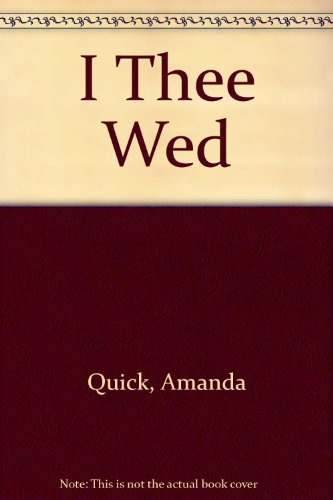 9780753182789: I Thee Wed