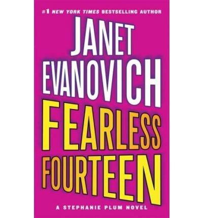 Fearless Fourteen: Janet Evanovich
