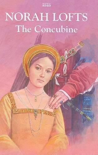9780753183304: The Concubine (Isis (Hardcover Large Print))