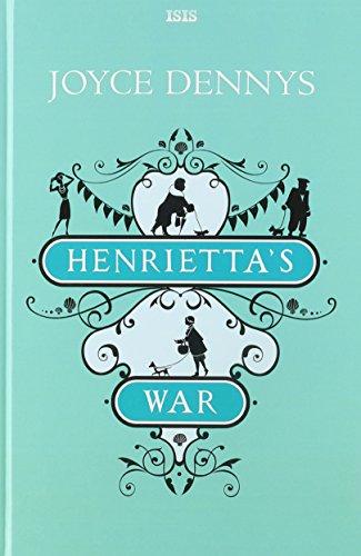 9780753186022: Henrietta's War
