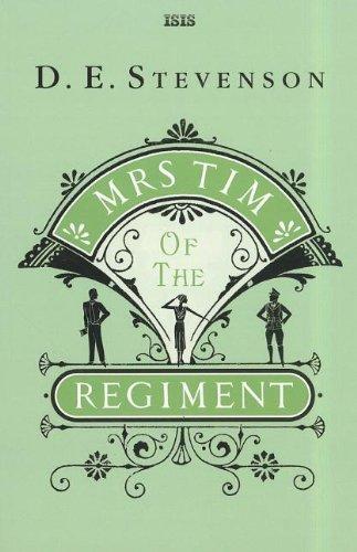 Mrs Tim Of The Regiment (Paperback): D. E. Stevenson