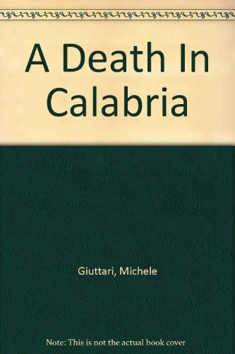 9780753187906: A Death In Calabria