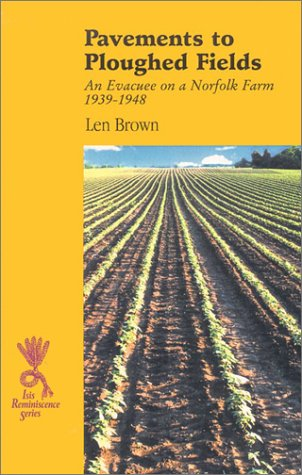 9780753197462: Pavements To Ploughed Fields (Isis (Hardcover Large Print))