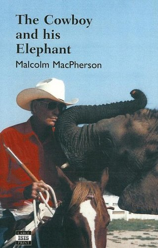 9780753198018: Cowboy and His Elephant, The