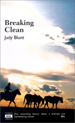 9780753198223: Breaking Clean (Isis (Hardcover Large Print))