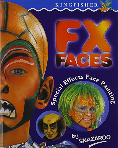 9780753401101: FX Faces: Special Effects Face Painting