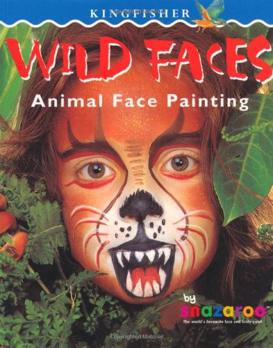 9780753401118: Wild Faces: Animal Face Painting