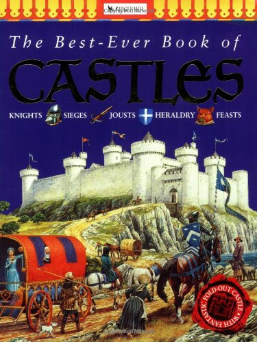 The Best-Ever Book of Castles - Steele, Phillip