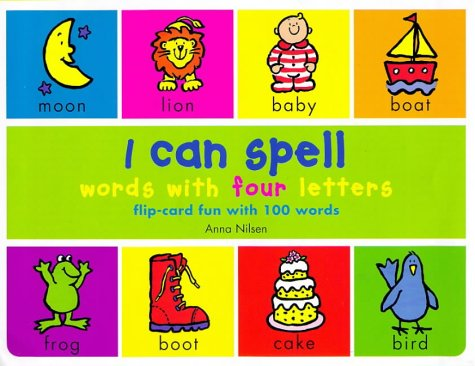 9780753401736: I Can Spell Words with Four Letters (Spanish Edition)