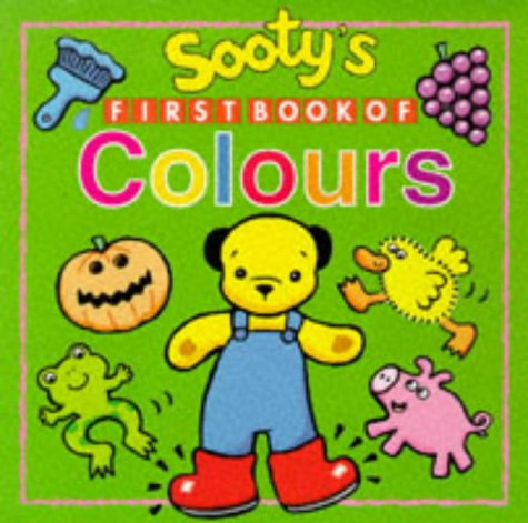 Sooty's First Book of Colours (0753401754) by Sonia Canals