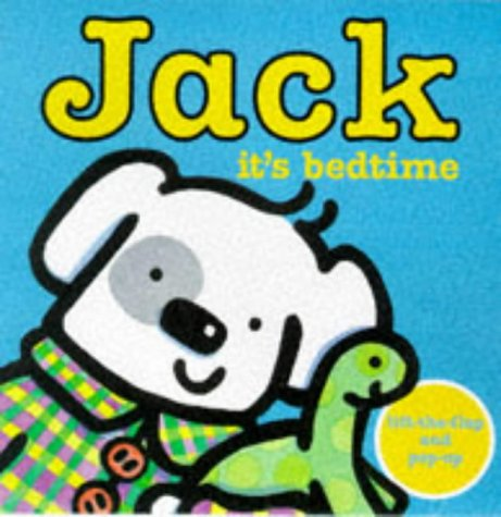 Jack: It's Bedtime (0753402289) by Rebecca Elgar