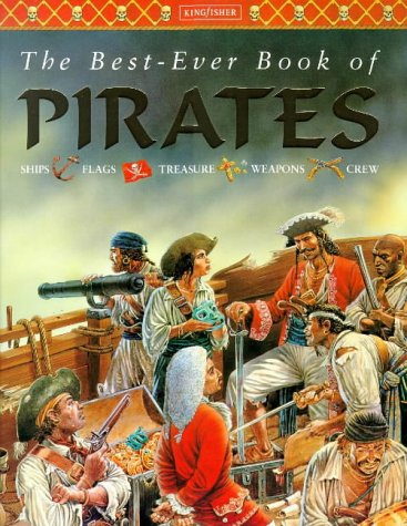 The Best-Ever Book of Pirates (0753402505) by Steele, Philip