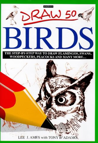9780753402696: Draw 50 Birds (Draw 50)